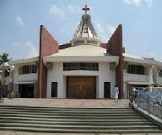 Bangalore Infant Jesus Shrine